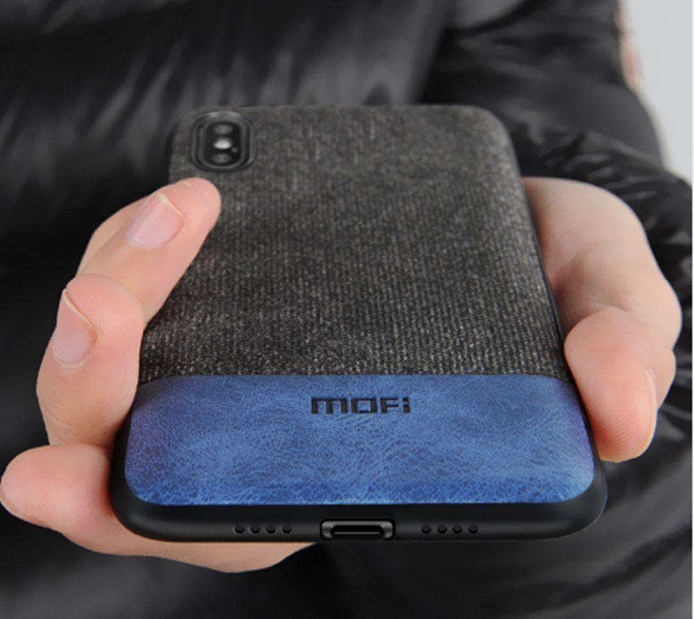 Mofi Jeans Leather Dual Tone Tpu Case (2)