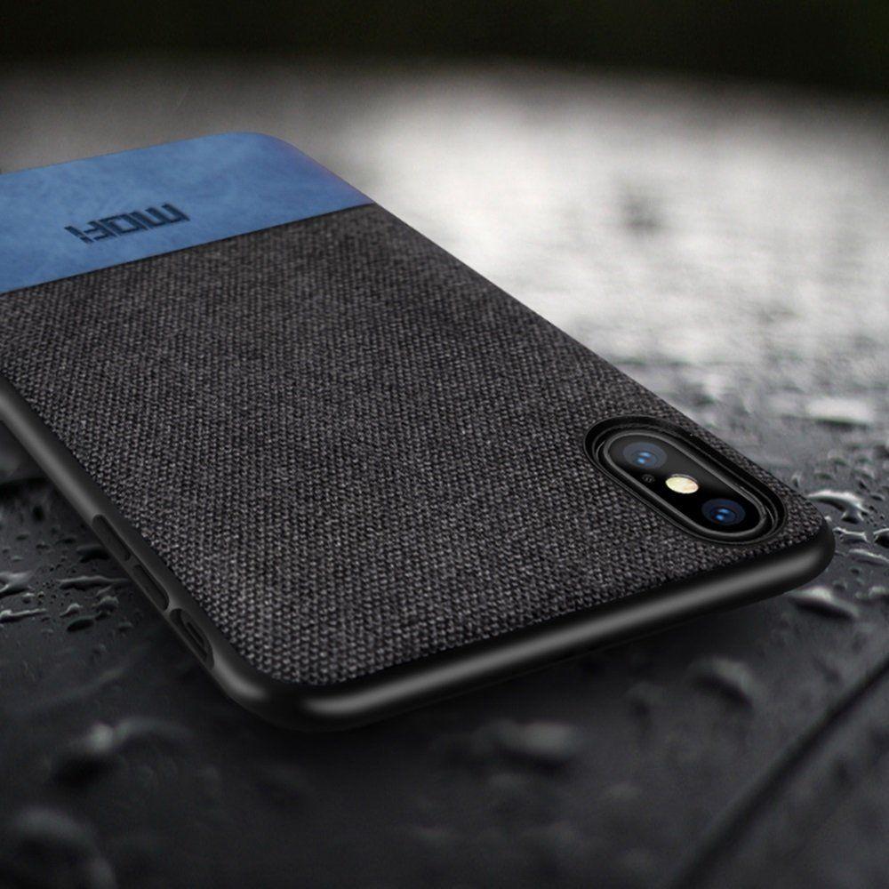 Mofi Jeans Leather Dual Tone Tpu Case (3)
