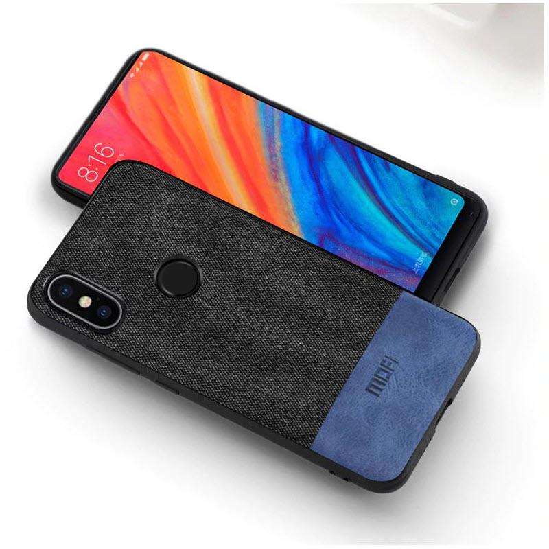 Mofi Protective Art Fabric Case For Xiaomi Redmi Note 7 (10)