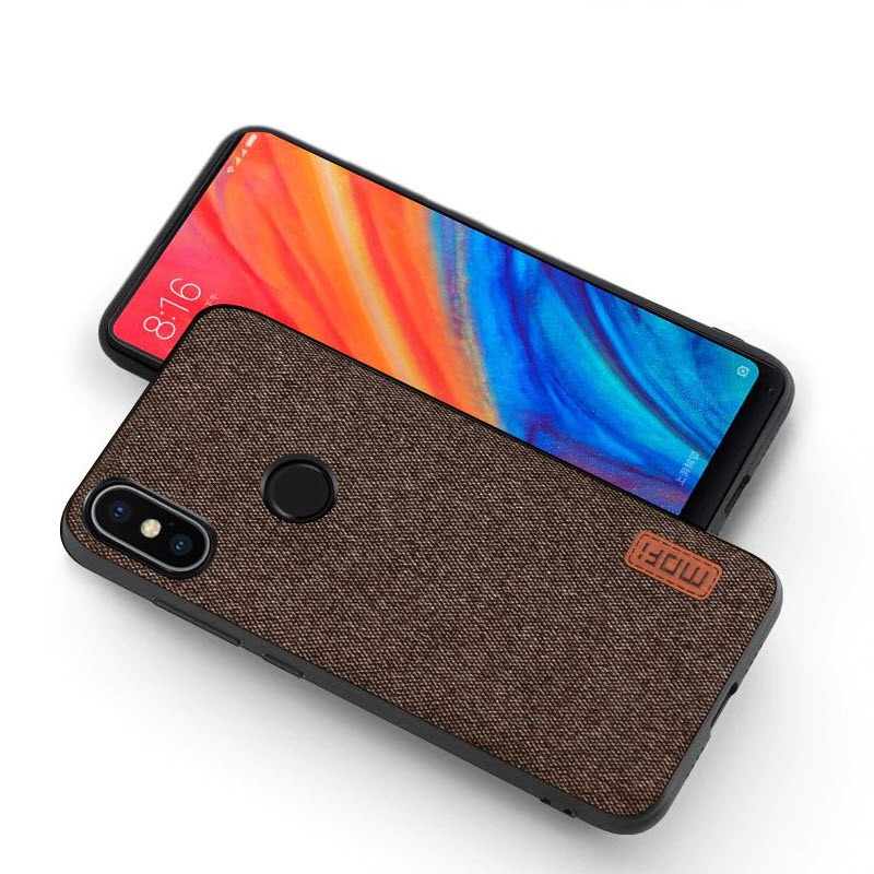 Mofi Protective Art Fabric Case For Xiaomi Redmi Note 7 (12)