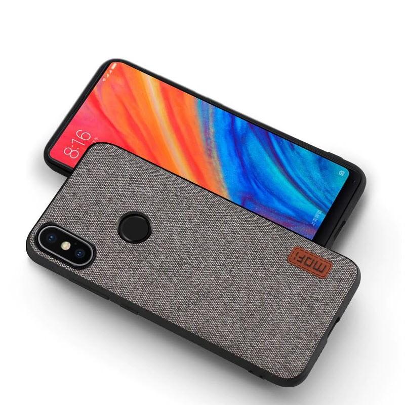 Mofi Protective Art Fabric Case For Xiaomi Redmi Note 7 (13)