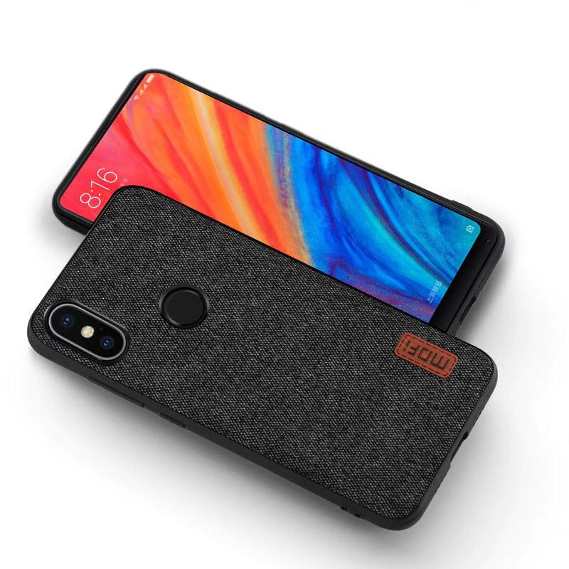 Mofi Protective Art Fabric Case For Xiaomi Redmi Note 7 (14)