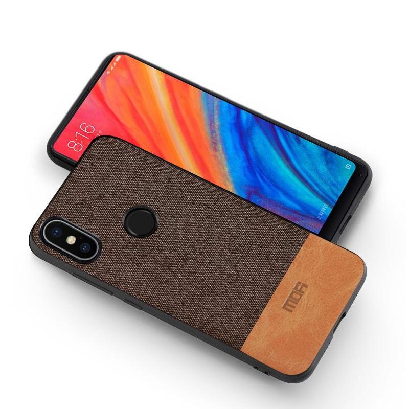 Mofi Protective Art Fabric Case For Xiaomi Redmi Note 7 (15)