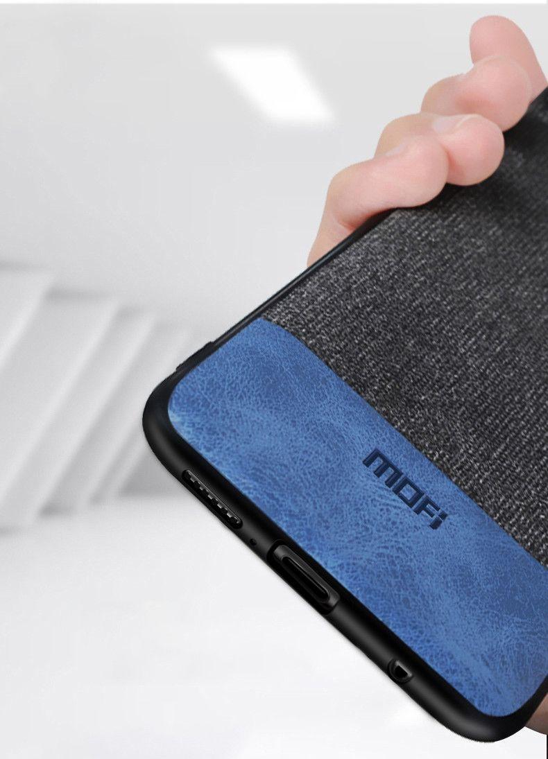 Mofi Protective Art Fabric Case For Xiaomi Redmi Note 7 (3)