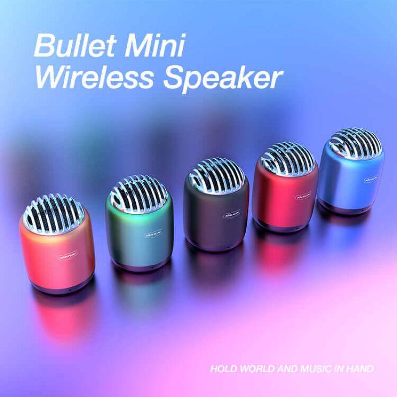 Nillkin Bullet Mini Wireless Speaker (2)