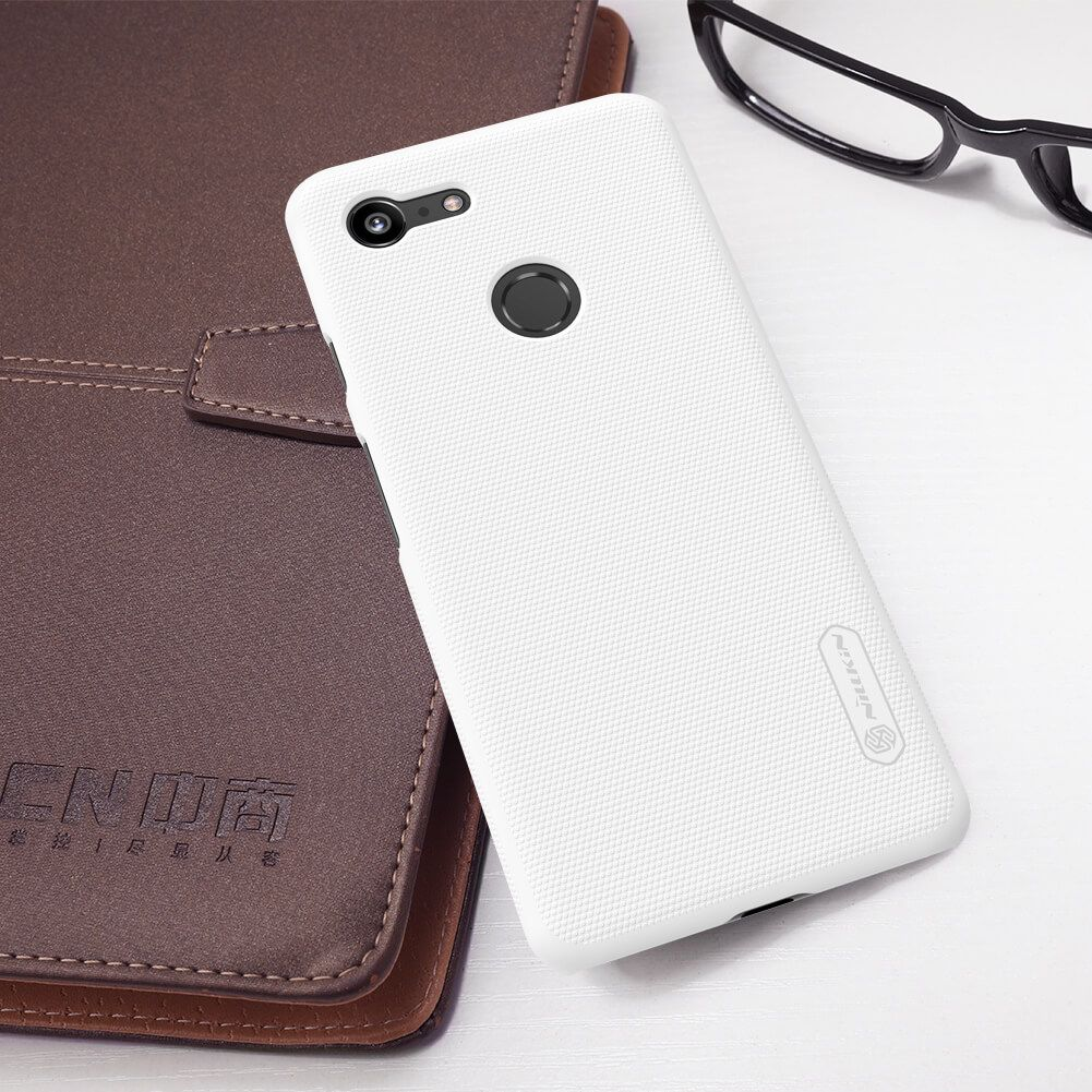 Nillkin Super Frosted Shield Matte Cover Case For Google Pixel 3 (11)