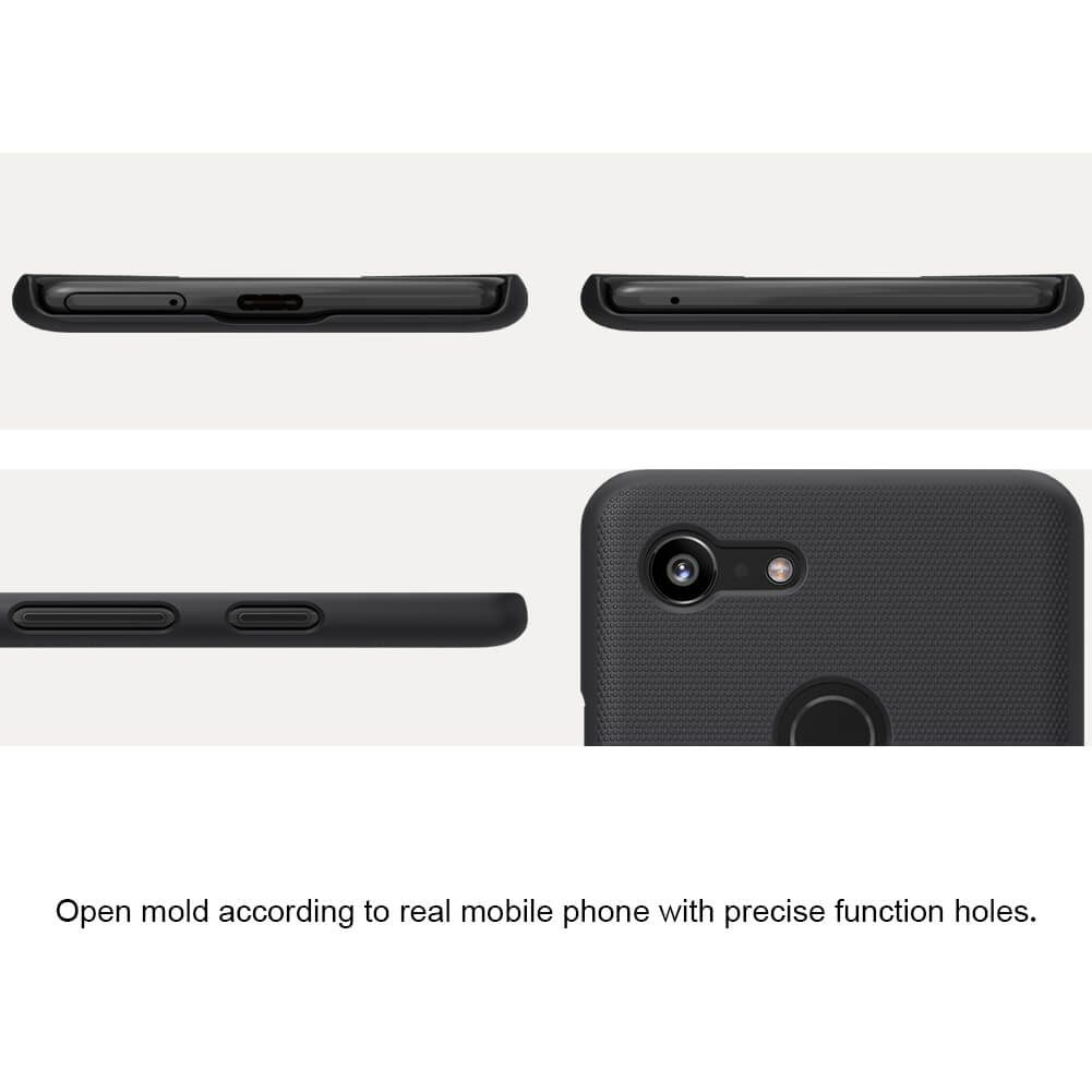 Nillkin Super Frosted Shield Matte Cover Case For Google Pixel 3 (8)