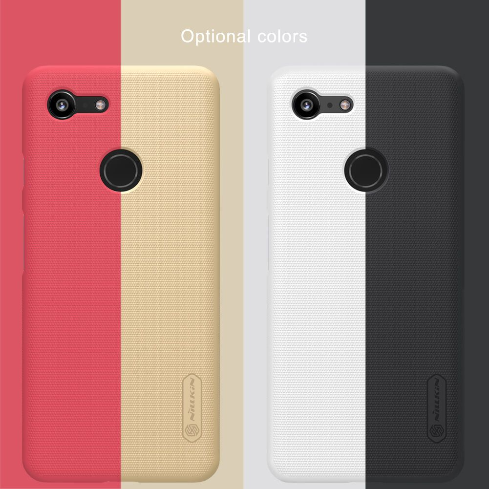 Nillkin Super Frosted Shield Matte Cover Case For Google Pixel 3 (9)