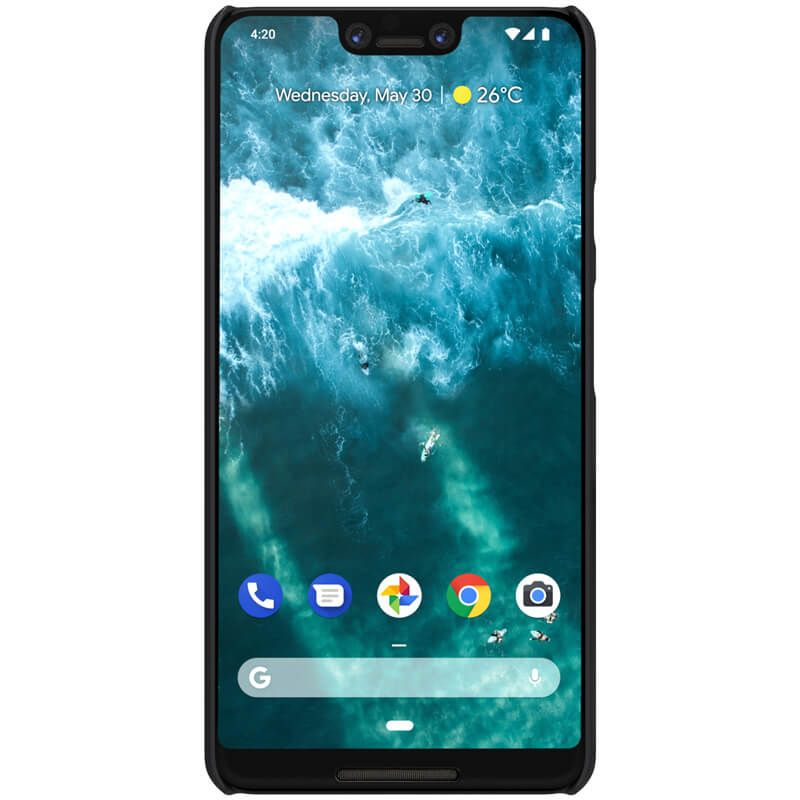Nillkin Super Frosted Shield Matte Cover Case For Google Pixel 3 Xl (3)