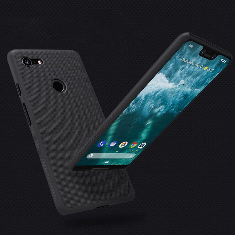 Nillkin Super Frosted Shield Matte Cover Case For Google Pixel 3 Xl (8)