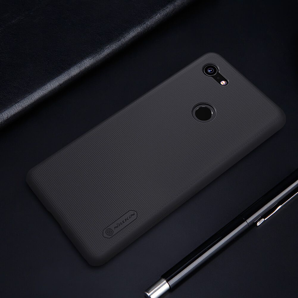 Nillkin Super Frosted Shield Matte Cover Case For Google Pixel 3 Xl (9)