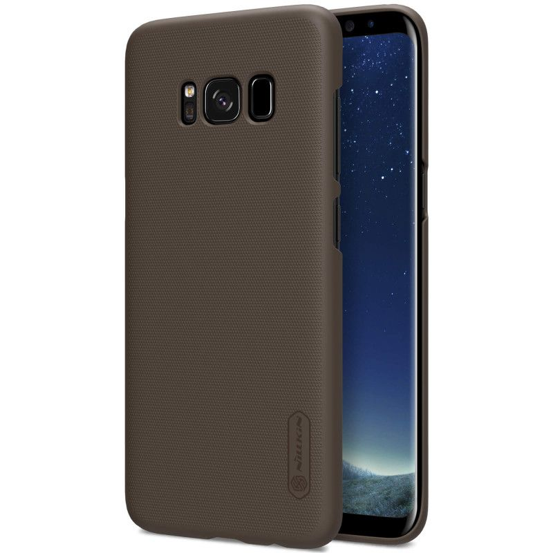 Nillkin Super Frosted Shield Matte Cover Case For Samsung Galaxy S8 (1)