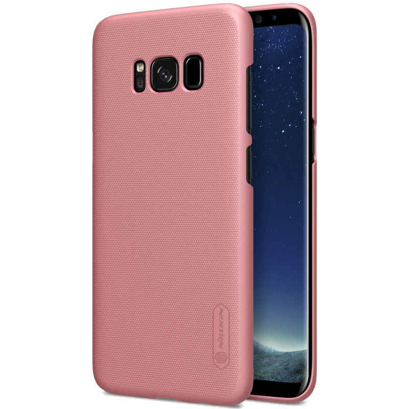 Nillkin Super Frosted Shield Matte Cover Case For Samsung Galaxy S8 (2)