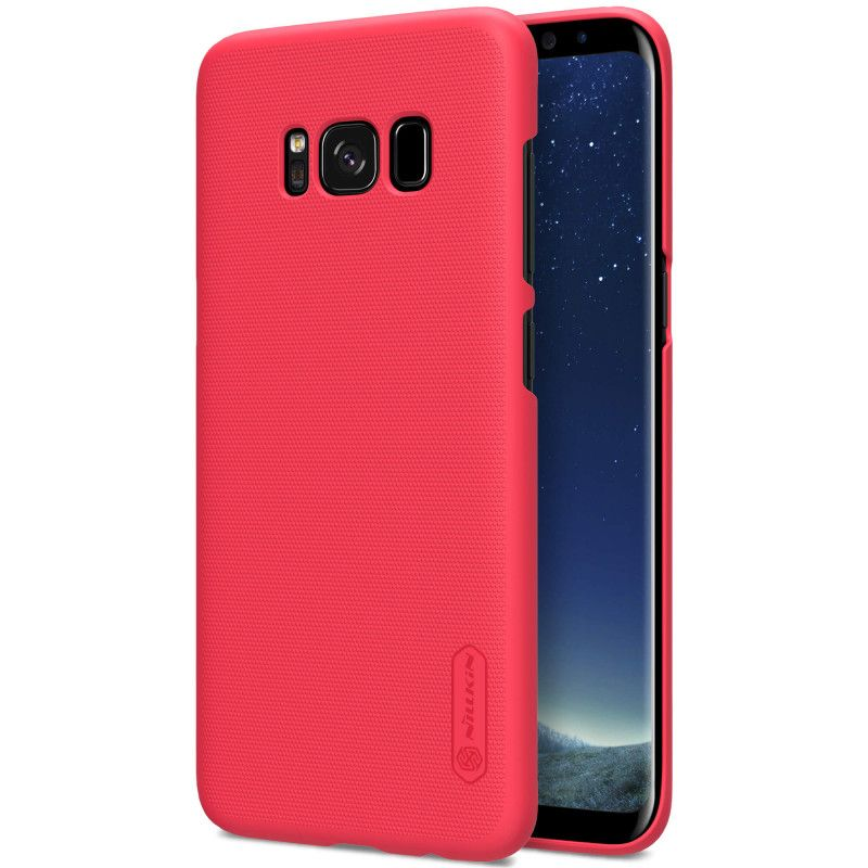 Nillkin Super Frosted Shield Matte Cover Case For Samsung Galaxy S8 (4)