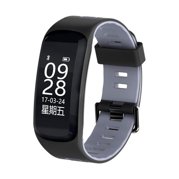 No 1 F4 Heart Rate Smartband (2)