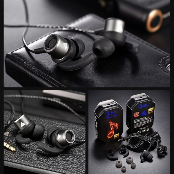 Qkz Ck1 Hd Hifi In Ear Earphones (1)