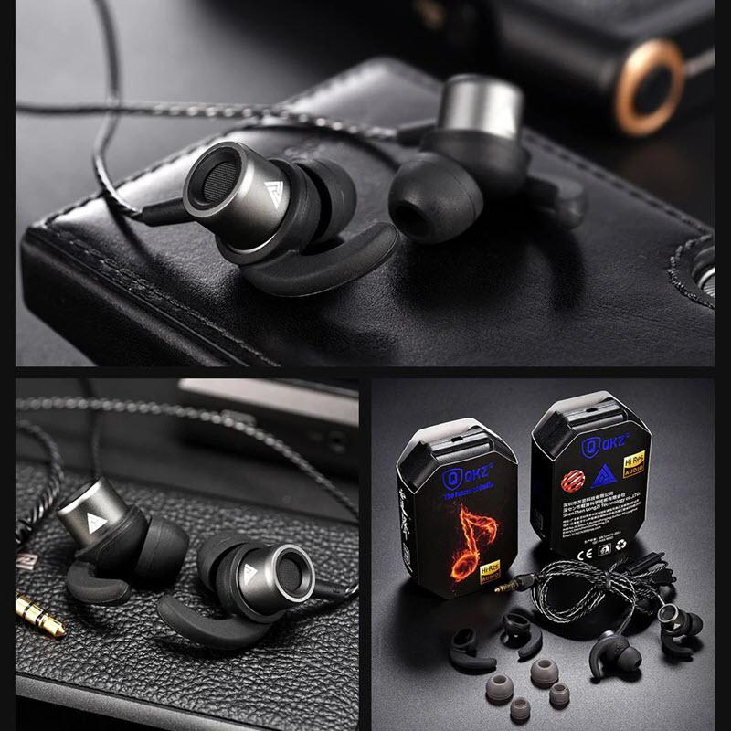 Qkz Ck1 Hd Hifi In Ear Earphones (1)