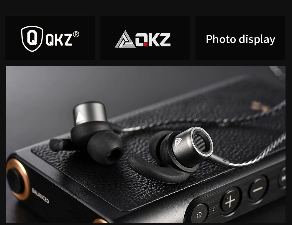 Qkz Ck1 Hd Hifi In Ear Earphones (10)