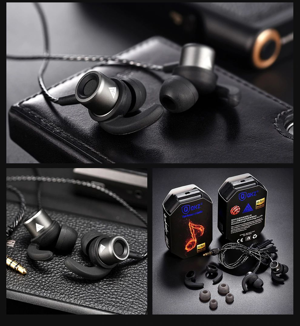 Qkz Ck1 Hd Hifi In Ear Earphones (13)