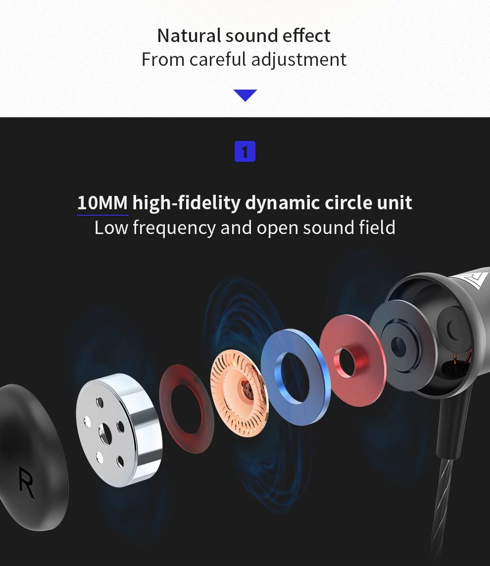 Qkz Ck1 Hd Hifi In Ear Earphones (8)