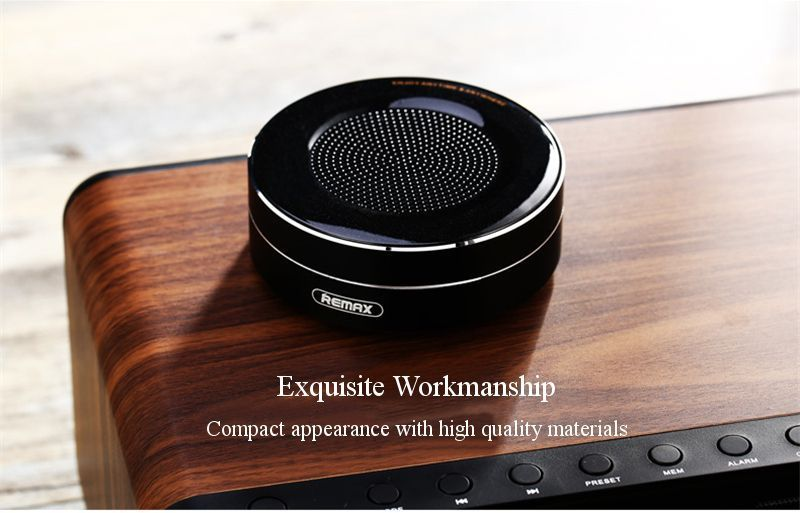 Remax Rb M13 Wireless Portable Bluetooth Speaker (4)