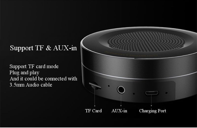 Remax Rb M13 Wireless Portable Bluetooth Speaker (5)