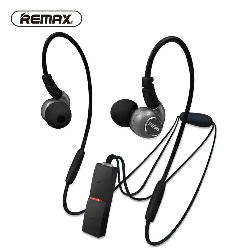 94a326553e6 REMAX RB-S8 Sports Wireless Bluetooth Earphone | GadStyle BD