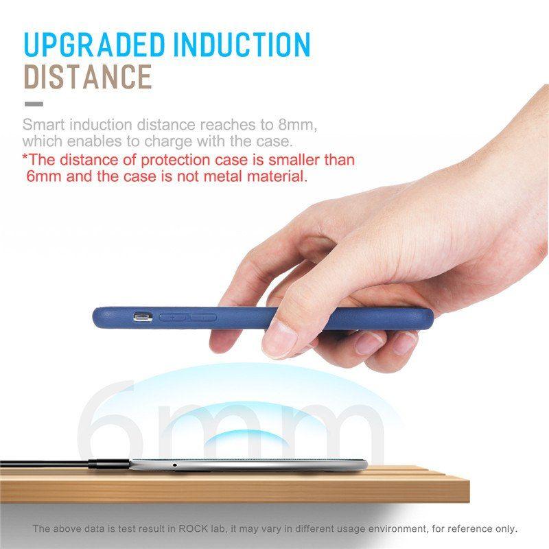 Rock W13 Qi Wireless Charger 10w 7 5w (11)