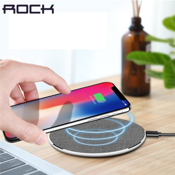 Rock W13 Qi Wireless Charger 10w 7 5w (3)