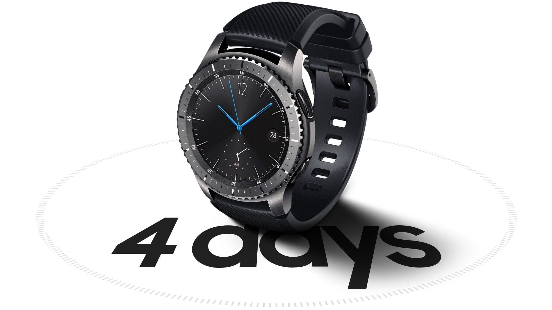 Samsung Gear S3 Frontier Smartwatch (1)