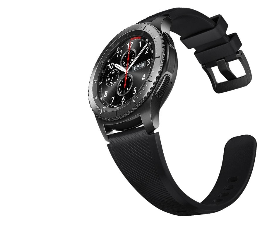 Samsung Gear S3 Frontier Smartwatch (10)