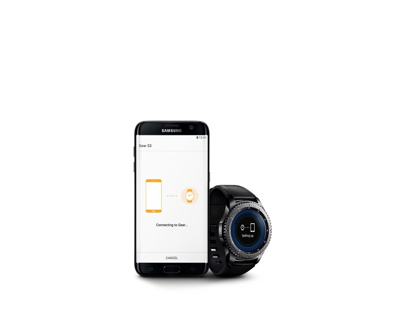 Samsung Gear S3 Frontier Smartwatch (2)
