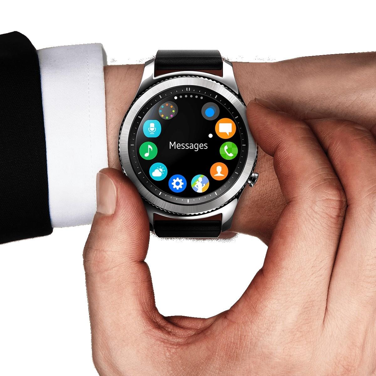 Samsung Gear S3 Frontier Smartwatch (3)