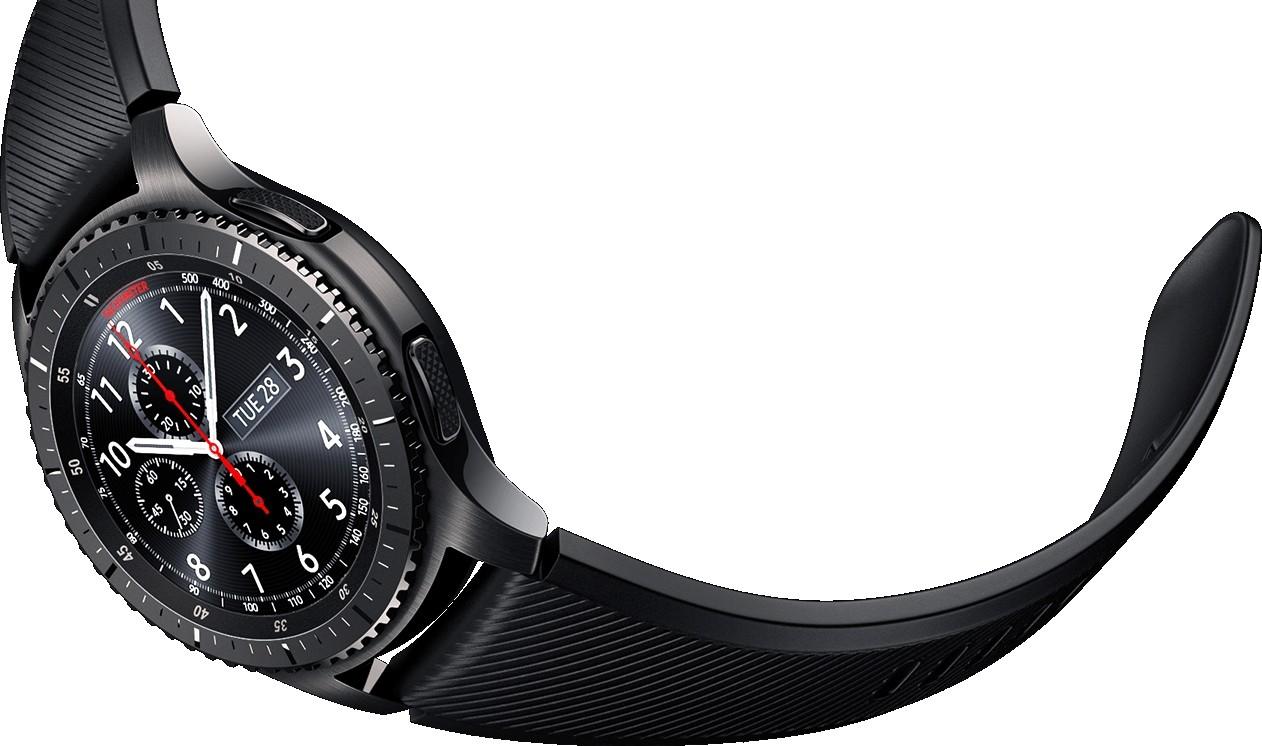 Samsung Gear S3 Frontier Smartwatch (8)