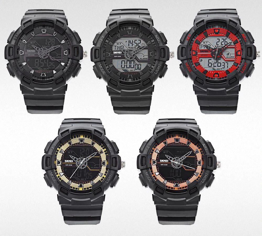 Skmei 1189 Men Sport Digital Wrist Watch (1)