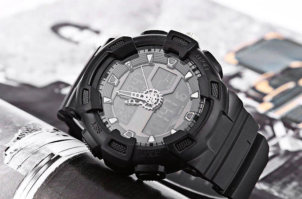 Skmei 1189 Men Sport Digital Wrist Watch (2)
