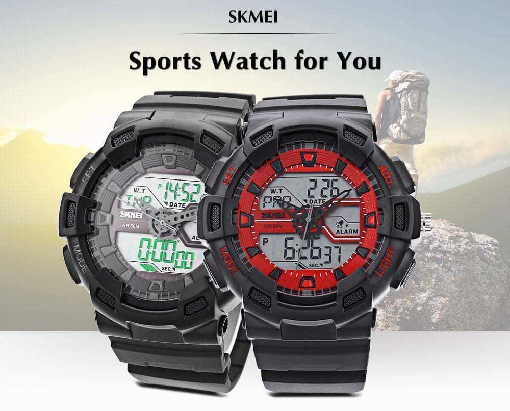 Skmei 1189 Men Sport Digital Wrist Watch (3)