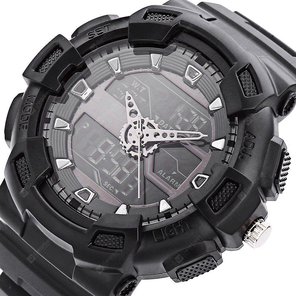 Skmei 1189 Men Sport Digital Wrist Watch (4)