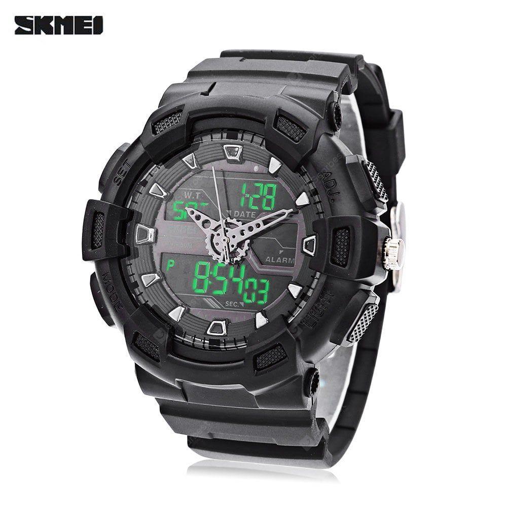 Skmei 1189 Men Sport Digital Wrist Watch (6)