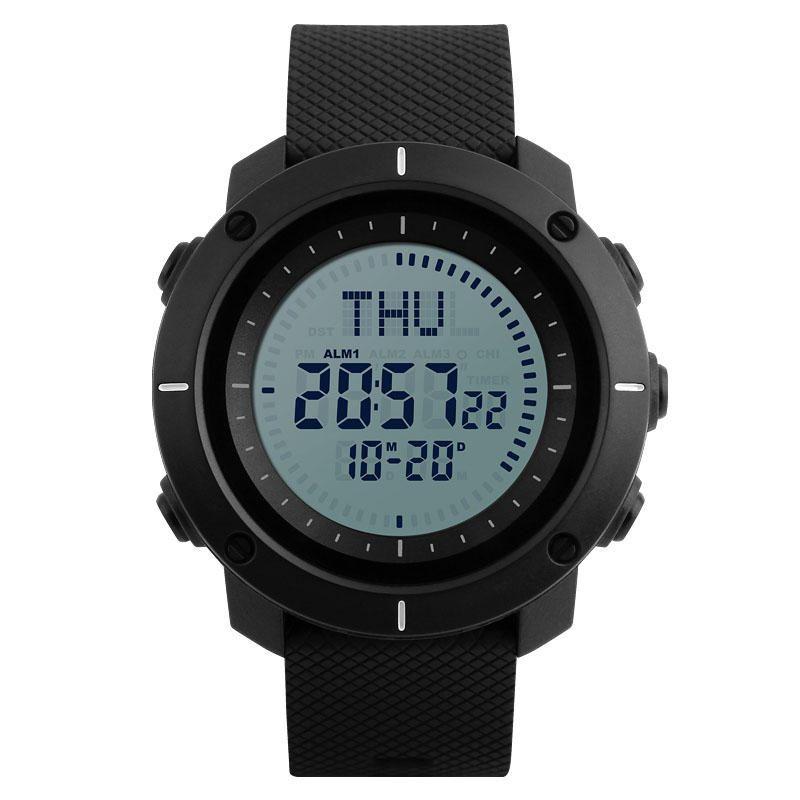 Skmei 1216 Compass Mens Women Digital Watch (1)