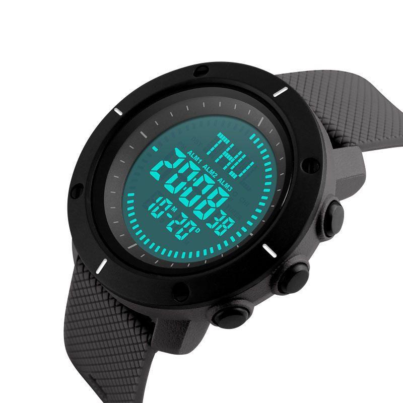 Skmei 1216 Compass Mens Women Digital Watch (3)