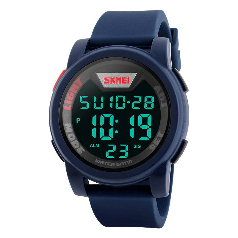 Skmei 1218 Led Digital Watch (2)