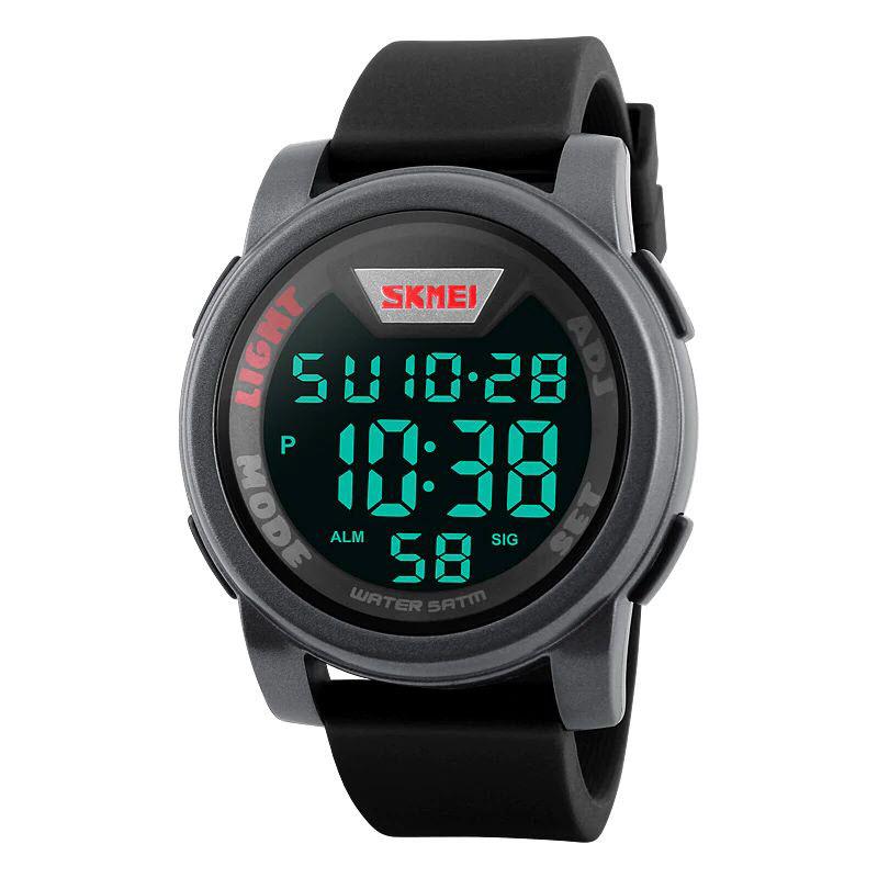 Skmei 1218 Led Digital Watch (3)