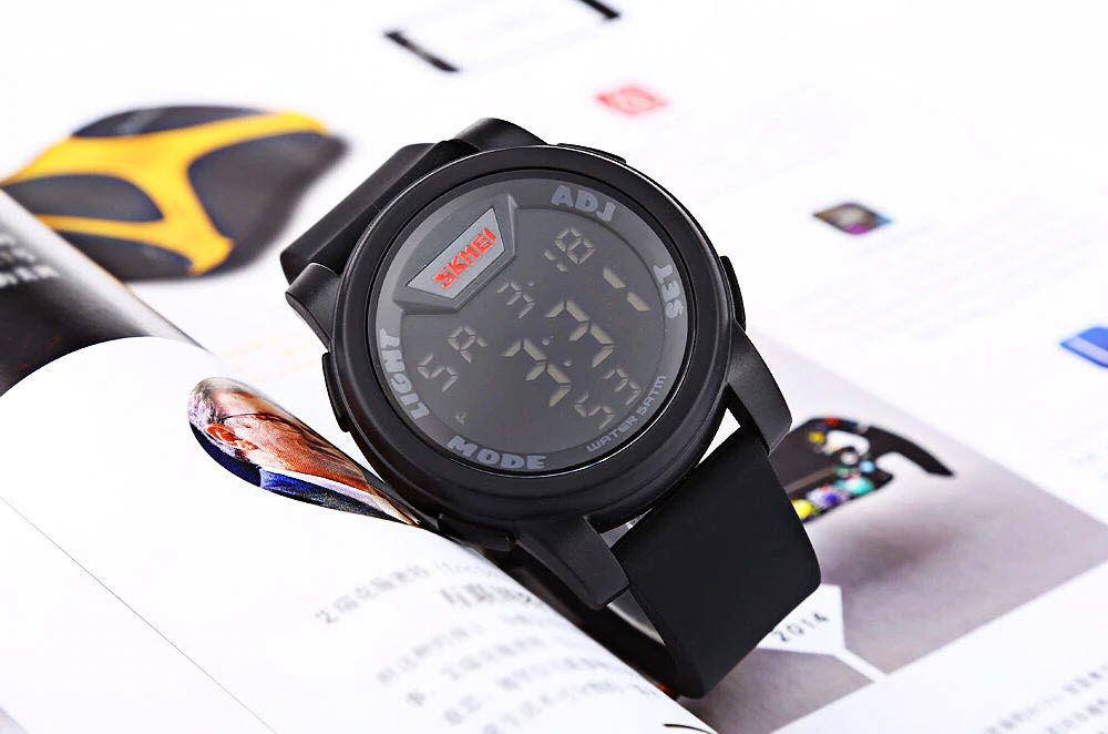 Skmei 1218 Led Digital Watch (4)