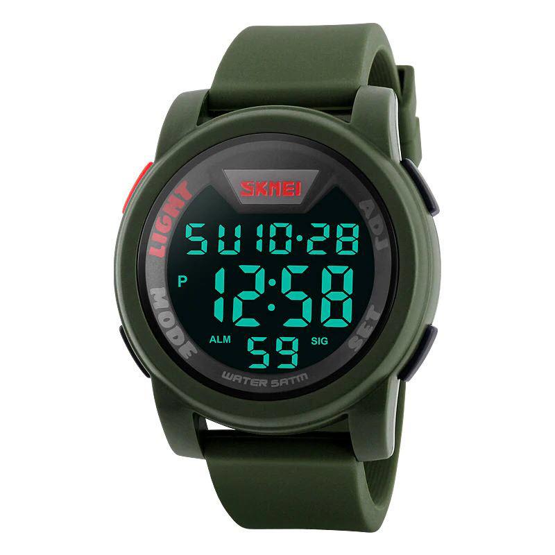 Skmei 1218 Led Digital Watch (4)