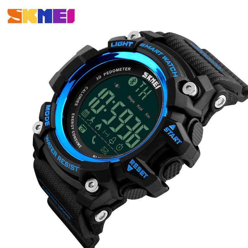 Skmei 1227 Bluetooth Smart Watch (2)