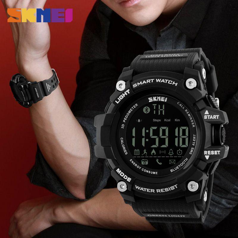Skmei 1227 Bluetooth Smart Watch (3)