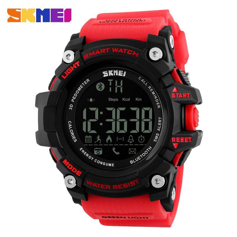Skmei 1227 Bluetooth Smart Watch (7)