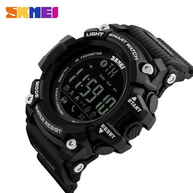 Skmei 1227 Bluetooth Smart Watch (8)