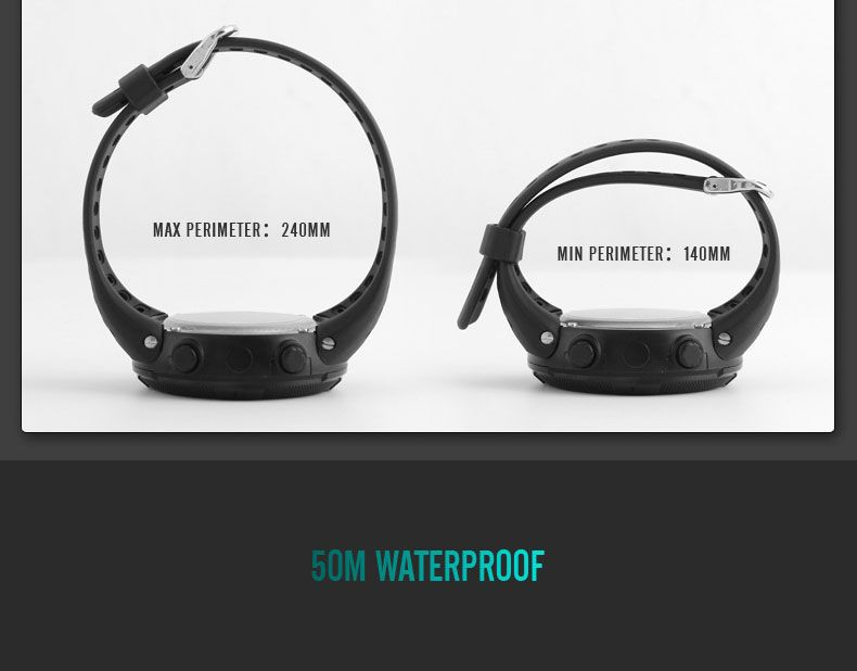 Skmei 1250 Sports Smart Digital Watch (1)